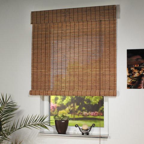 standard holzrollo rollo rollos holz. Black Bedroom Furniture Sets. Home Design Ideas