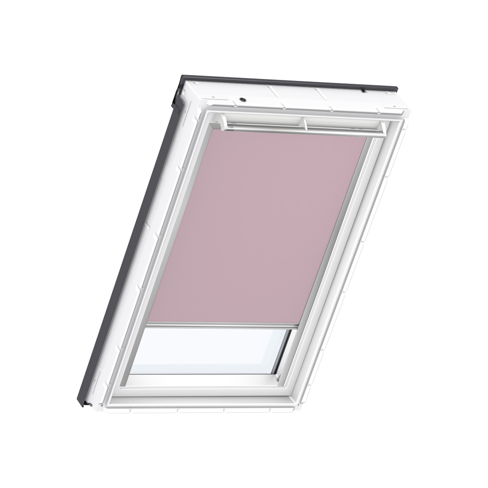 silber-grau Verdunkelungsrollo ALU Thermo für Velux Dachfenster GGL//GPL//GHL