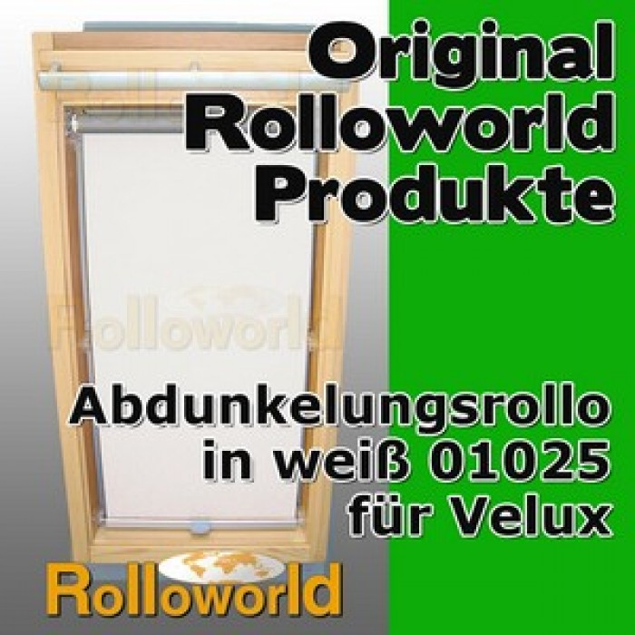rollo thermo weiss f r velux ggl gpl ghl gtl 104 alu rollo thermo weiss f r. Black Bedroom Furniture Sets. Home Design Ideas