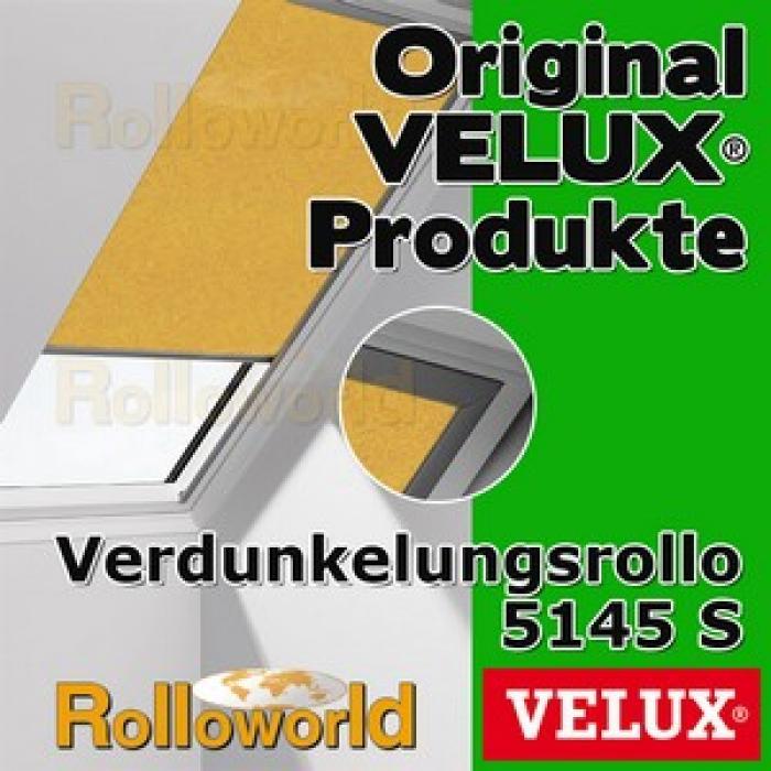 Abdunkelungsrollo Rollo f/ür Velux DKL//RHL-EP GGL,GPL,GHL,GTL,GXL,GDL 810 hellgelb-creme