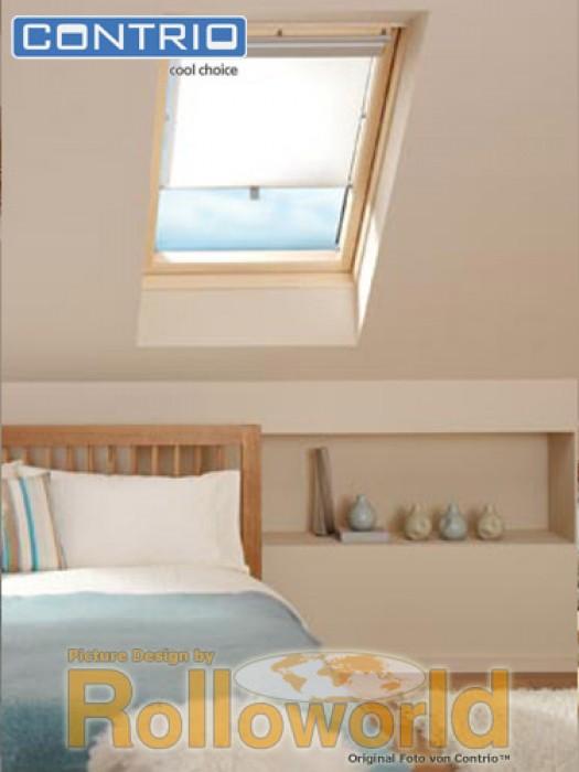 contrio sichtschutzrollo velux ggl ggu rhr s08 608 contrio sichtschutzrollo. Black Bedroom Furniture Sets. Home Design Ideas