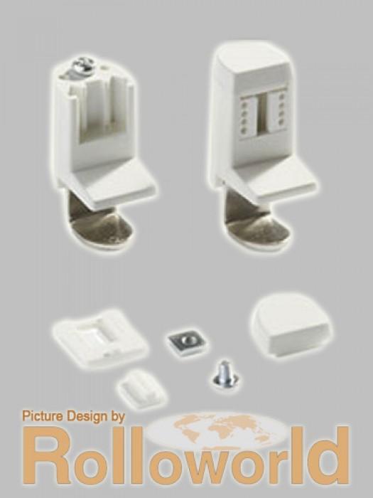 ersatzteile fr plissee affordable klemmtrger fr plissees. Black Bedroom Furniture Sets. Home Design Ideas